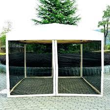 screened canopy tent screen pop up gazebo outdoor x mesh patio coleman