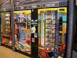 Upscale Vending Machines Amazing Vending Machines Learning Commons Pinterest Vending Machine