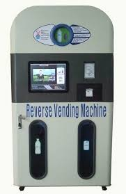 Reverse Vending Machine Recycling New Opack S Pte Ltd Compact Waste Recyclable Material Recycle