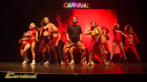 Jesse Fields | Choreographer's Carnival Feb 2018 (Live Dance Performance) -  YouTube