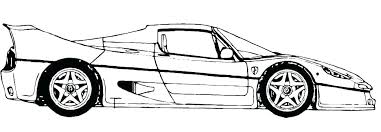 Coloring Pages Cool Car Coloring Pages Cars Jaguar Old Racing Page