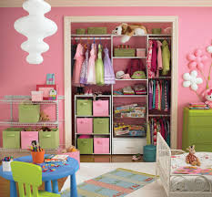 Organizing For Bedrooms The Kids Closet Organizer In Cute Designs Home Designs