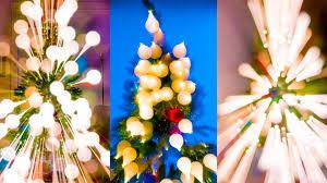 Creative Christmas Tree Light Photography Photofocus