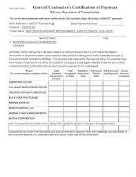 Construction Release Form DelDOT Construction Manual Standard Forms 16
