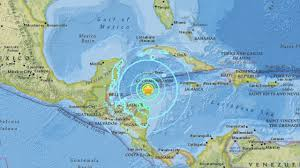 Violenta scossa di terremoto nel Mar dei Caraibi: avvertita ...