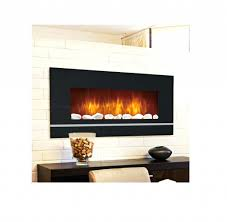 electric wall fireplace heater reviews mount small