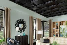 Black Ceilings black ceiling tiles armstrong ceilings residential 7421 by xevi.us