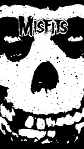 the misfits face wallpaper