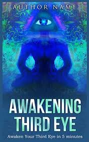 nonfiction book cover design awakening third eye front