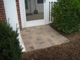 small paver patio small paver stunning small paver patio