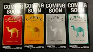 Camel Crush Menthol Lights Camel Cigarettes
