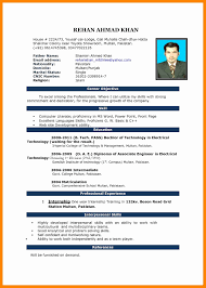 format of marriage resume sample of comprehensive resume lovely sample marriage biodata format