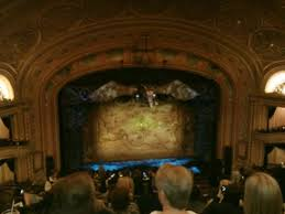 Second Balcony Down To Stage Picture Of Morris Performing