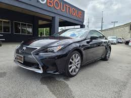 Used 2016 Lexus RC 300 AWD for sale in JACKSONVILLE, FL ...