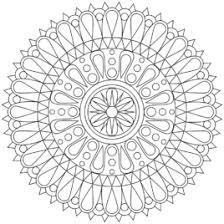 Small Picture Free Mandalas To Print Free Mandala Coloring Book Printable