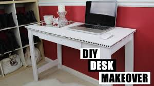 paint furniture without sandingDIY Desk Makeover  How To Paint Furniture Without Sanding  DIY