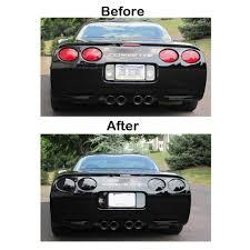 C5 Corvette Led Reverse Lights Corvette Rear Reverse 3rd Brake Taillight Acrylic Blackout