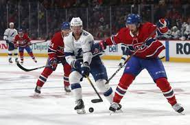 Let's dive into the canadiens vs. Canadiens Vs Tampa Bay Lightning Stanley Cup Final Storylines