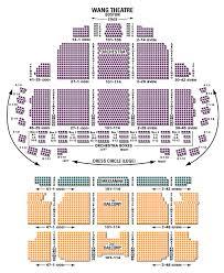 78 Expert Wang Center Seating Chart View