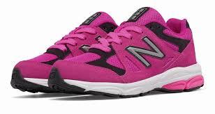 new balance shoes for girls. new balance 888 running shoes girls pink/black (552glsavi) for