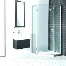 corner shower enclosure kit kits bathroom vanities with glass door and walk enclosures tub a