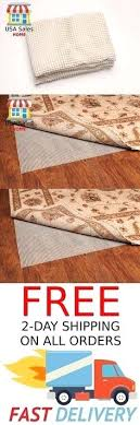 grip it rug pad rug pads and accessories non slip rug pad runner for rugs over