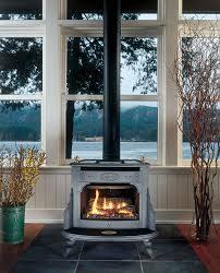 gas stove fireplace. Firesid Gas Install Stove Fireplace B