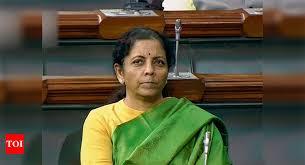Nirmala Sitharaman: '<b>I don't eat</b> much onion': Sitharaman in Lok ...