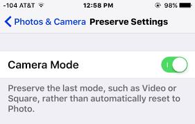 Camera Iphone The Default Mode How Set On To qxwOaMHSRf