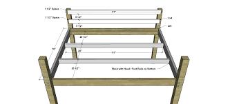 Queen Loft Bed Design