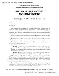 Us History Regents Conversion Chart 2016 United States History And Government Nysed Pages 1 24