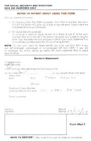 Doctors Note For School Absence Free Kaiser Doctors Note Template New Sick From Doctor Example