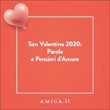 Frasi e immagini per un buon San Valentino 2020 - Amica