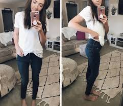 Madewell Jeans Size Chart The Best Jeans Reviewed Katie Did What