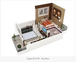 500 sqft office design. type : double floor style modern specifications ground number of bedrooms 0. bathroom attached 1. living room dining sit out. car porch 500 sqft office design