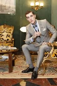 Jimmy Q, model --- Wearing all Joshua Kane except for Shelly shoes, Bailey  Nelson glasses and The Great Frog jewellery.