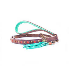 leather dog leash bobby dog with a mission dog with a mission b2b