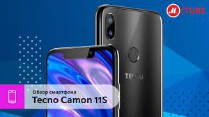 Обзор <b>смартфона Tecno Camon</b> 11S - YouTube