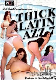 Thick latin azz 7
