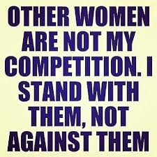 Competition Quotes Amazing Other Women Are Not My Competition Quotes Quote Women Girl Quotes