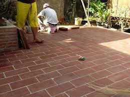 In order you have any problem in regards of the existing terracotta flooring,  you may call us to fix the problem or we can do maintenance for your ...