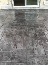 Best Mix Design For Stamped Concrete 27 Best Patio Color Ideas To Enhance Home Value Concrete