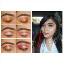 latepost indonesia independence day makeup inspired tutorial this is the eye makeup tutorial