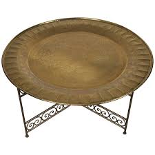 Full Size Of Coffee Table:awesome Round Brass Coffee Table Folding Coffee  Table Glass Top ...
