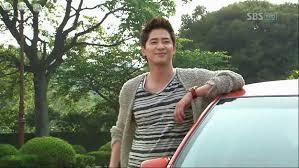 Photo of Kang Ji-Hwan  - car