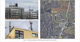 Effect of Antenna Ports on TOA Estimation with 4G LTE Signals in Urban  Mobile Environments