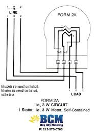wiring diagrams bay city metering nyc 3 wire wiring diagram switch leg 3 Wire Wiring Diagram #20