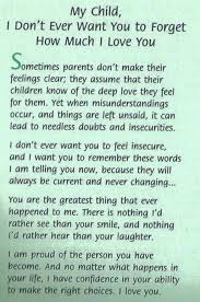 My Children Quotes To All My Children With All My Love Relationships Pinterest 5