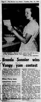 Sonnier Brenda - Newspapers.com