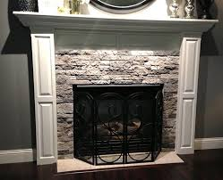 Best 25+ Stone fireplace surround ideas on Pinterest | Stone ...